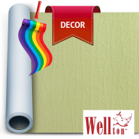 Стеклообои Wellton Decor Бамбук WD800 1*12,5м