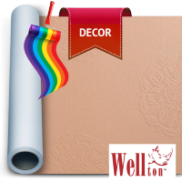 Стеклообои Wellton Decor Букет WD780 1*12,5м
