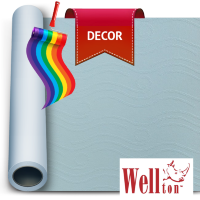 Стеклообои Wellton Decor Волна WD730 1*12,5м
