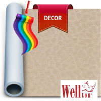 Стеклообои Wellton Decor Камушки WD860 1*12,5м