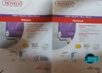 Стеклообои Novelio Decoration Network 4893 N 1*30м