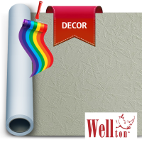 Стеклообои Wellton Decor Твист WD741 1*12,5м