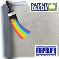 Обои под покраску Marburg Patent Decor Green Label 9390