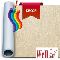 Стеклообои Wellton Decor Гранит WD853 1*12,5м