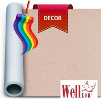 Стеклообои Wellton Decor Физалис WD783 1*12,5м