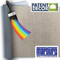 Обои под покраску Marburg Patent Decor Green Label 1866